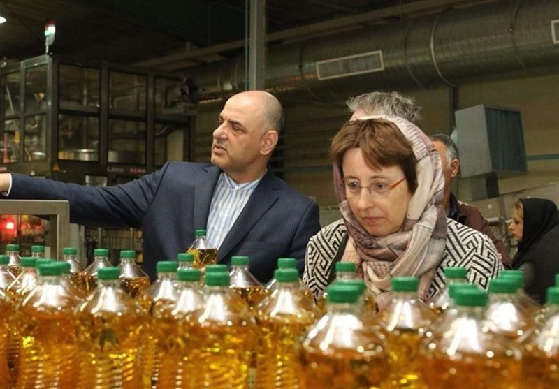 European Visitor Stunned by Iran's Progress in Food Industry