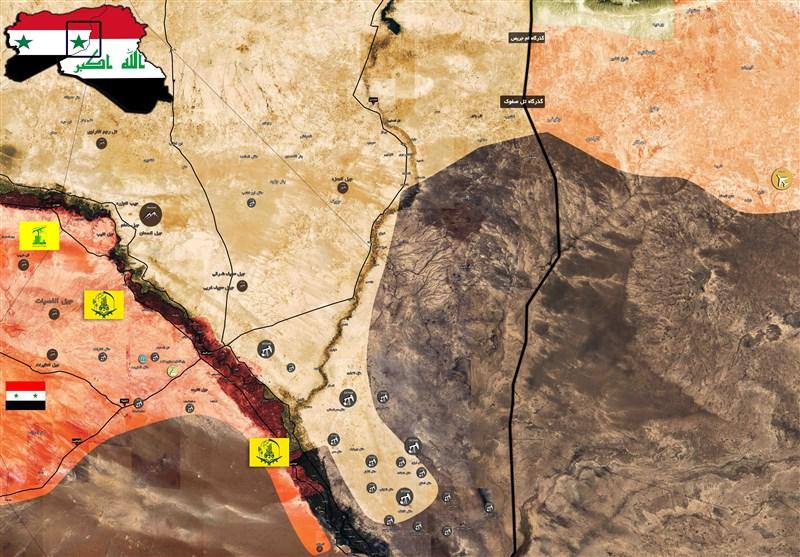 جزئیات جدید از حمله هوایی آمریکا به مرز سوریه و عراق