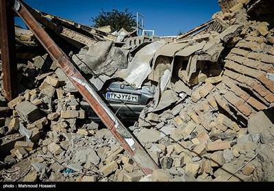 روستاهای زلزله زده اطراف پل ذهاب