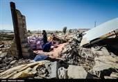 خسارات زلزله 1800 میلیارد تومان برآورد شد/ آواربرداری ظهر امروز پایان یافت