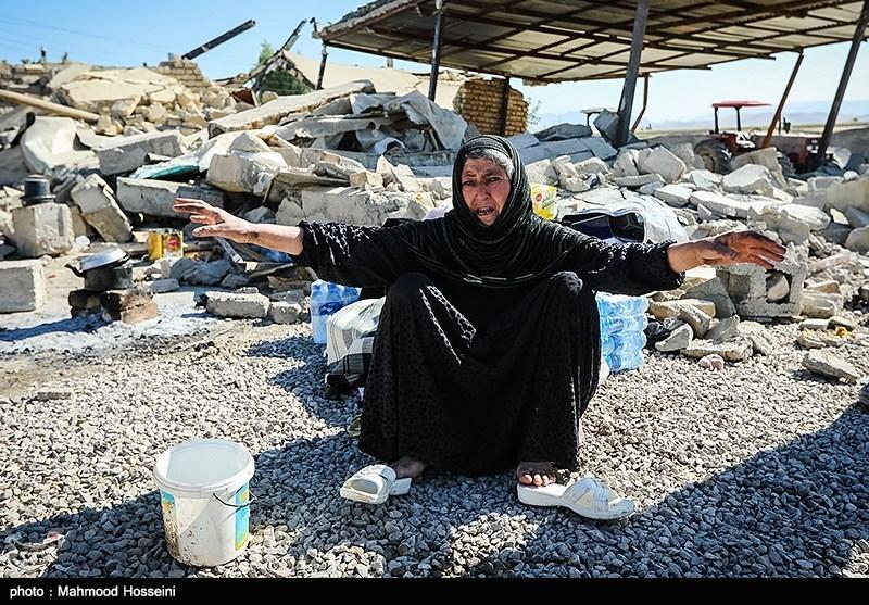 زلزله کرمانشاه| سپاه ۵۰ درصد منازل مسکونی زلزلهزدگان را میسازد -  Tasnim