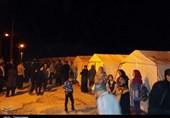 کرمانشاه| 4000 کانکس و چادر در مناطق زلزلهزده استان کرمانشاه جمعآوری شد