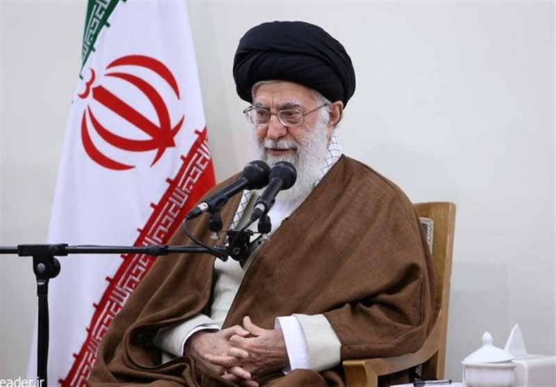 Ayatollah Khamenei Views Iran Quake as 'A Test' for Statesmen to Perform Duties