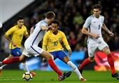 برزیل و انگلیس به تساوی رضایت دادند/ آلمان از شکست مقابل فرانسه گریخت