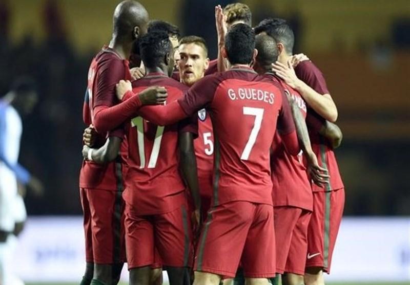 بازیهای دوستانه ملی پرتغال به تساوی رضایت داد برزیل و انگلیس به تساوی رضایت دادند/ آلمان از شکست مقابل فرانسه گریخت برتری هلند در شب تساوی اسپانیا مقابل میزبان جام جهانی