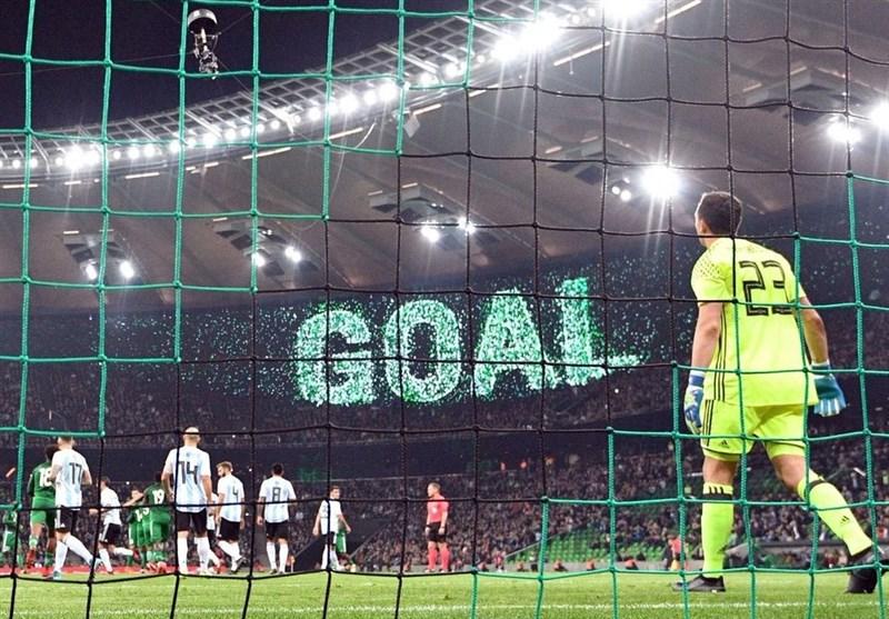 شکست پرگل آرژانتین در غیاب مسی