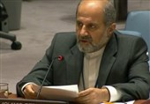 No Place for Terrorists in Syria: Iran's Envoy