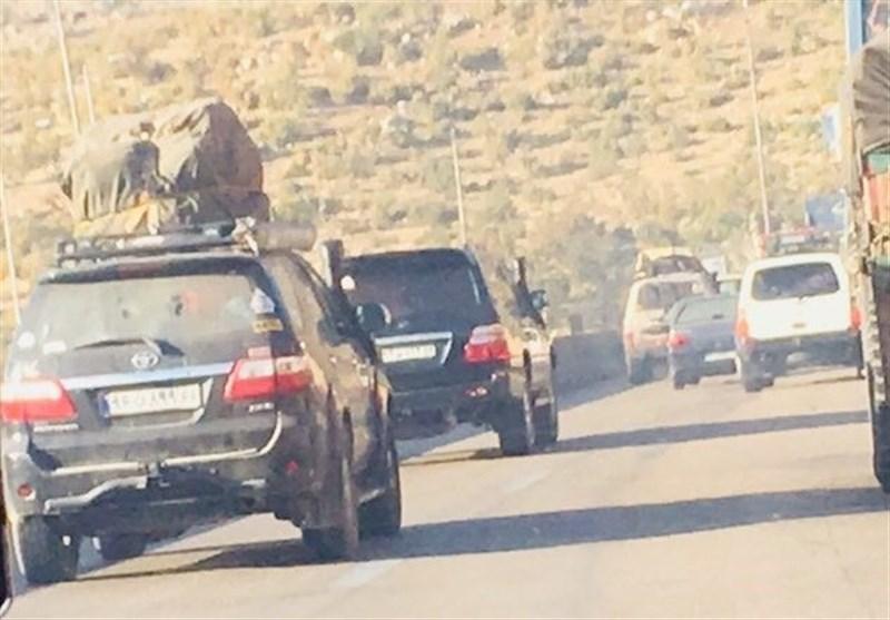 خودروهای جانسخت در راه مناطق صعبالعبور زلزلهزده+تصاویر