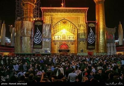 حرم حضرت علی(ع) در نجف اشرف