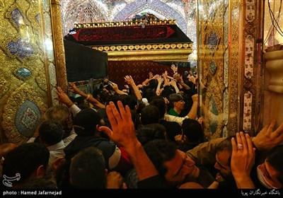 عنوان زائران حرم حضرت علی(ع) در نجف اشرف