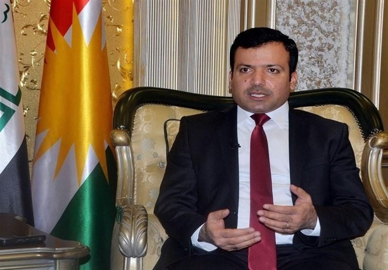 پیام تسلیت رئیس پارلمان اقلیم کردستان عراق به مناسبت زلزله استان کرمانشاه