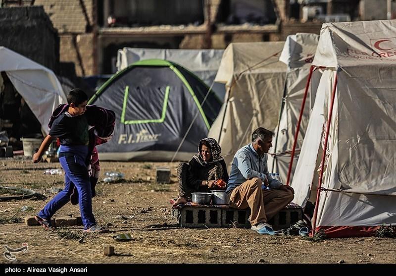 140 طلبه و روحانی به مناطق زلزلهزده استان کرمانشاه اعزام شدند