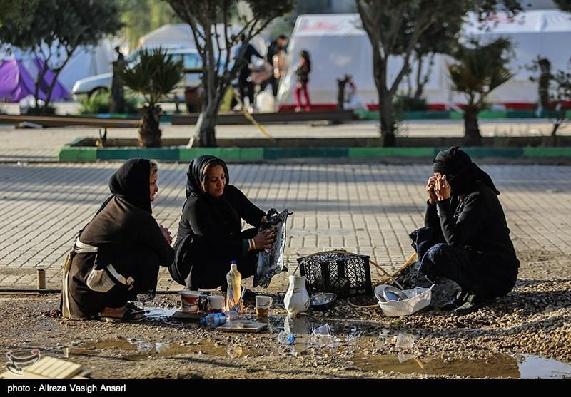 کرمانشاه| بالغ بر 18000 کیلوگرم مواد غذایی فاسد در مناطق زلزلهزده معدومسازی شد