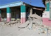 44 مدرسه با 300 کلاس در اثر زلزله استان کرمانشاه تخریب شد+ عکس