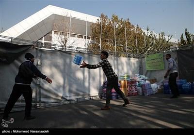گلریزان جامعه ورزش کشور برای زلزله زدگان