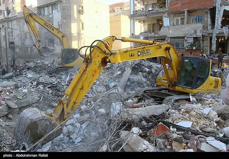 منطقة سربل ذهاب المنکوبة .. بعد 3 ایام من الزلزال