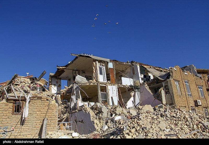 سپاه مازندران در بازسازی مناطق زلزلهزده مشارکت میکند