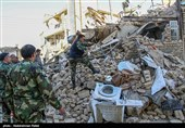مشکل امنیتی در مناطق زلزلهزده وجود ندارد