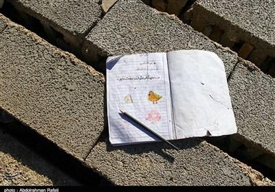 کتابهای درسی دانشآموزان زلزله زده برای آنها ارسال میشود
