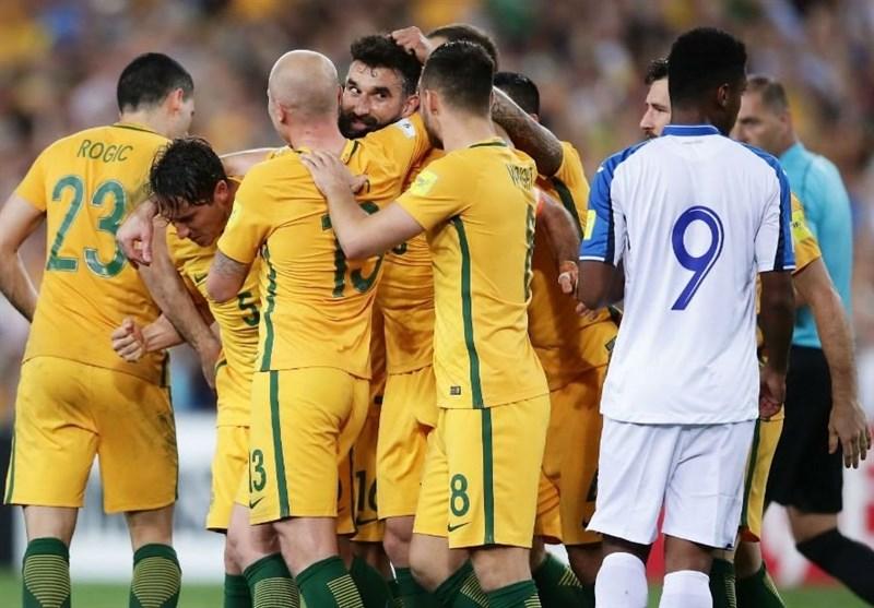 استرالیا سیویکمین مسافر روسیه لقب گرفت/ AFC «پنج ستاره» شد