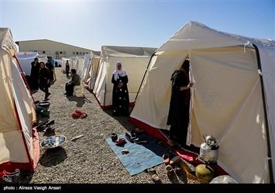 ایران؛ زلزلہ متاثرین کی ناگفتہ بہ حالت