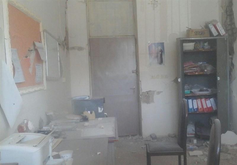 بازگشایی مدارس زلزلهزده در کانکس