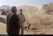 زلزله کرمانشاه|سپاه مرحله دوم آواربرداری از مناطق زلزلهزده غرب ایران را آغاز کرد