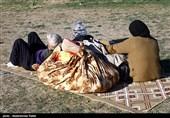 تعجب فتاح از نبود چادر در برخی روستاهای زلزلهزده کرمانشاه+فیلم