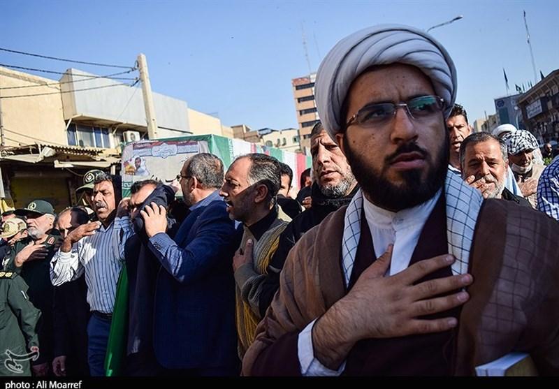 شهید خوزستان/ مدافع حرم