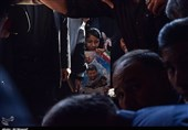 تشییع شهید حبیب بدوی در اهواز + تصاویر