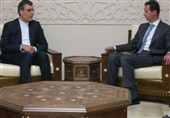 Senior Iranian Diplomat Meets Syria's Assad in Damascus