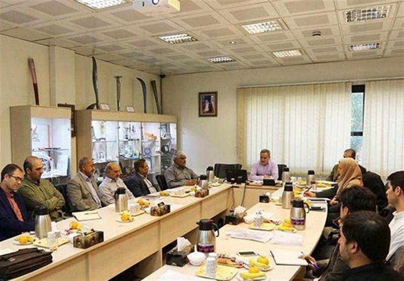 نشست کمیته ملی پارالمپیک