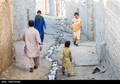 روستاهای شیرآباد و سیک سوزی از محرومترین مناطق سیستان و بلوچستان