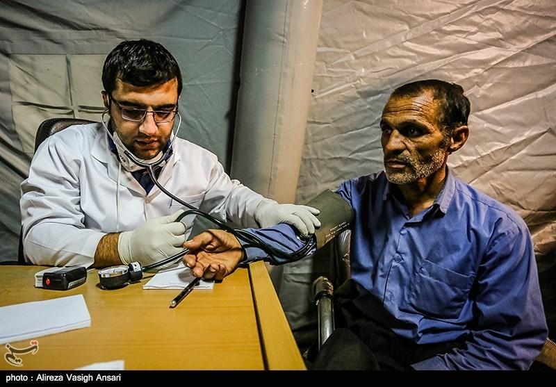 سپاه لرستان 3 میلیارد تومان خدمات بهداشتی به سیلزدگان ارائه داد