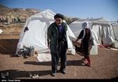مردم زلزله زده ثلاث باباجانی