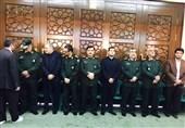 مراسم یادواره 265 شهید نیروی هوا فضای سپاه برگزار شد+ تصویر