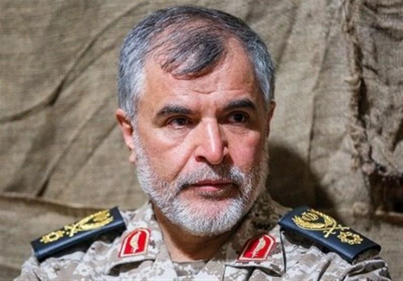سردار پورجمشیدیان: حکومت داعش با کمک مستشاری ایران متلاشی شد