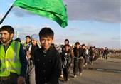 پله پله تا ملاقات رضا(ع)/ روایت زائران پیاده افغانستانی از غریبنوازی امام الرئوف + تصاویر