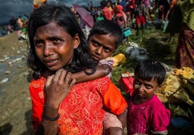 ادامه فرار آوارگان روهینگیا به بنگلادش