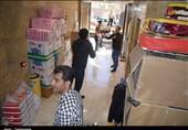 کمکهای مردمی کهگیلویه و بویراحمد به زلزله زدگان کرمانشاه
