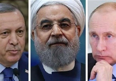 المیادین: نشست روحانی، پوتین و اردوغان درباره سوریه ماه آینده در استانبول برگزار می شود