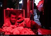 شهید مدافع حرمی که حق رفاقت را برای نویسنده کتابش به جا آورد