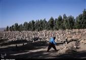 گزارش تسنیم از گورهای دستهجمعی در روستاهای زلزلهزده + عکس و فیلم