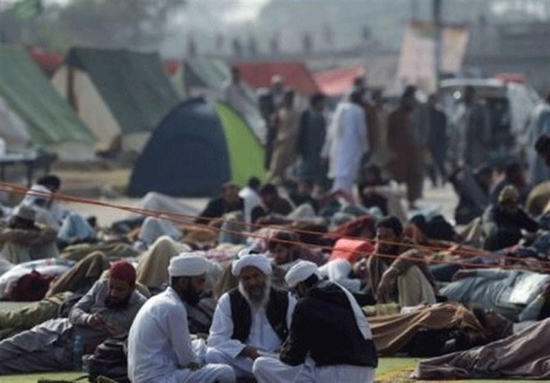 اسلام آباد؛ عدالتی حکم کے باوجود دھرنا جاری/ مذہبی جماعتیں: مطالبات کی منظوری تک احتجاج جاری رہیگا