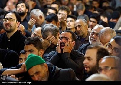 اجواء حرم الإمام الرضا (ع) فی هذه الایام