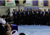 3 تواشیح ماندگار از گروه ملی پیامبر اعظم در مدح رسول اکرم (ص) + صوت
