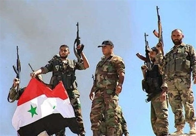 الجیش السوری یمتص هجوم المسلحین فی حرستا بریف دمشق.. ویحرر10 قرى شمال شرق حماه