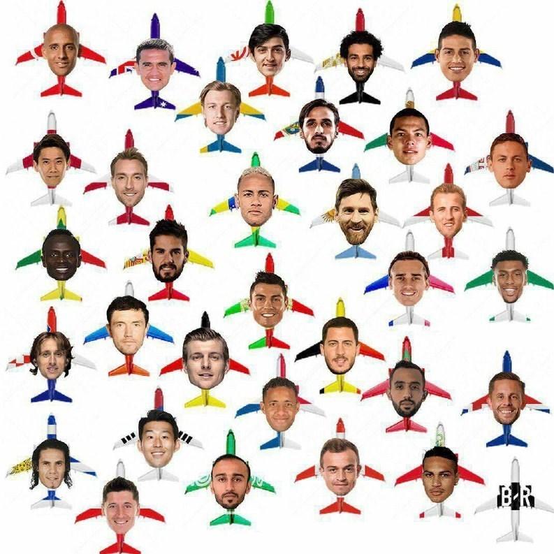 32 ستارخ جام جاهنی 2018