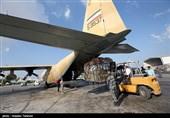 ارسال دومین و سومین محموله کمک رسانی مردم جزیره کیش به زلزله زدگان استان کرمانشاه