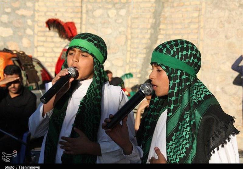 کرمان|2 مجلس تعزیه در شهر راور اجرای عمومی میشود